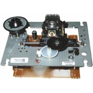 bloc optique tcm125-0e ens.meca.cdt-125- pour audiovisuel video THOMSON