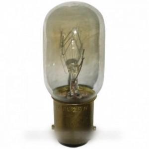 ampoule ba15 25w 220 pour four CONSTRUCTEURS DIVERS